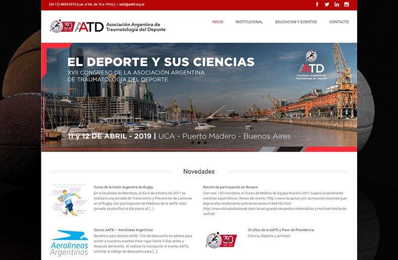 AADT website