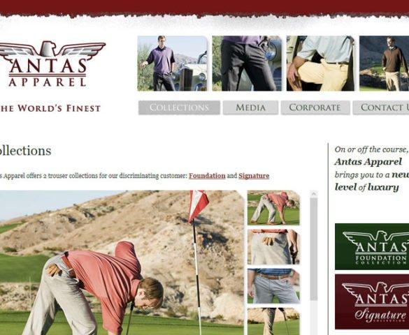 Antas Website