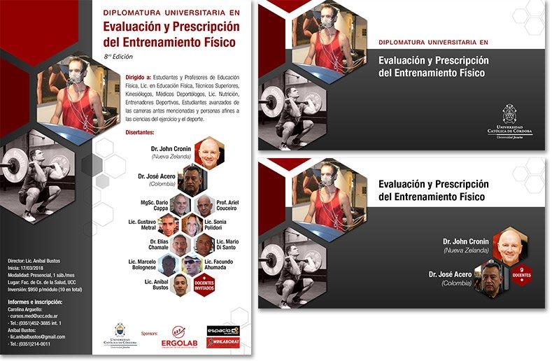 Evaluación y Prescripción del Entrenamiento Físico