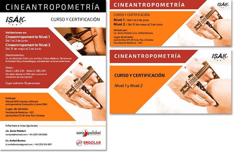 Cineantropometría - Ergolab