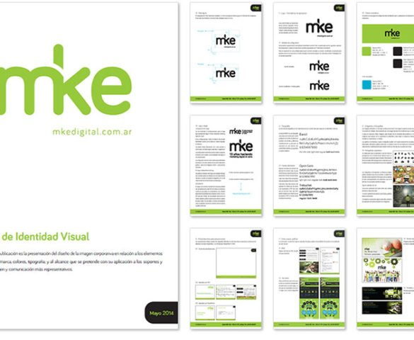 Mke - identidad visual