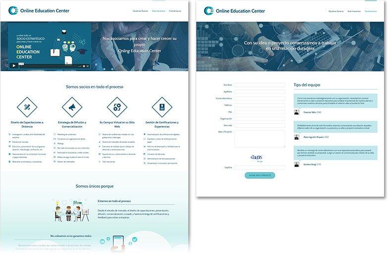 Online Education Center