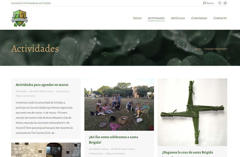Irlandeses de Córdoba